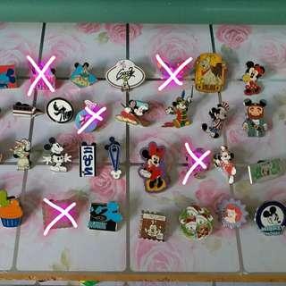 迪士尼pin