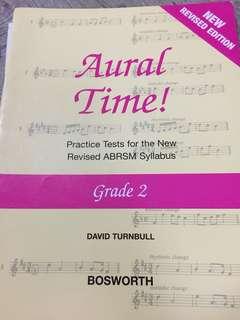 Aural Time Grade 2