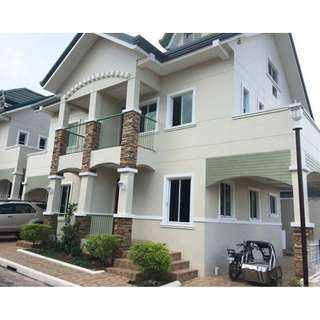 House and lot for sale in SYNERGY VILLE DUPLEX IN ANTIPOLO