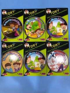 Robin series