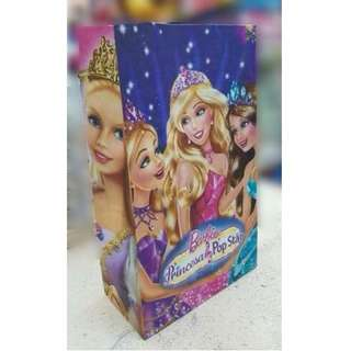 Barbie Favor Paper Bag