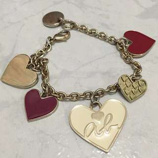 Branded: Agnes B Bag Charm / Bracelet