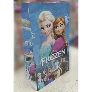 Frozen Favor Paper Bag