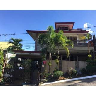 Pre owned House and Lot in Marville Antipolo