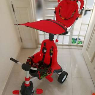 Fisher price tricycle (Red)