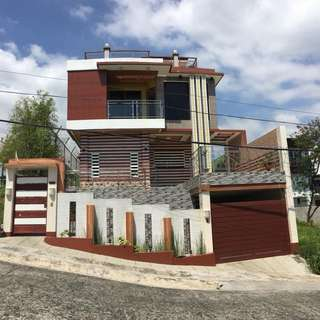 5 Bedrooms House and Lot for Sale in Antipolo near Jollibee Cogeo | Fully Furnished and Ready to Move in Home