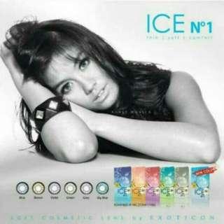 Softlens X2 ICE N°1