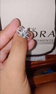 Authentic Silver 92.5 Pandora Ring