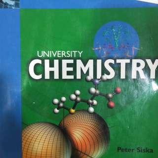 二手大學原文書 普通化學 普化 Chemistry