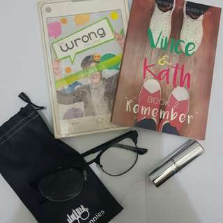 Vince & Kath Book 2 w/ The Wrong Message (bundle)