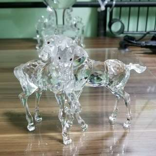 SWAROVSKI Foals  退休品