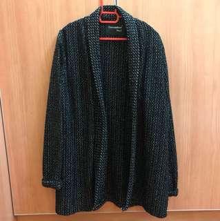 Elegance knit jacket