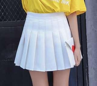 百搭韓版百褶裙