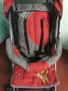 stroller...950 repriced...Lp na po yan...(1050 includedang handling fee)