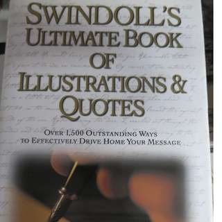 Swindoll's ultimate book