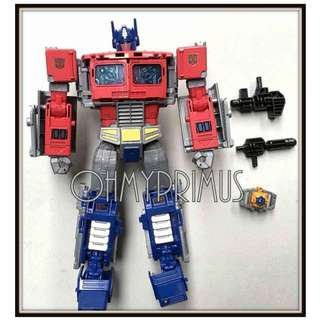 Hasbro Transformers Generations Power Of The Primes POTP - Loose Stock (No Box) - Optimus Prime / Orion Pax