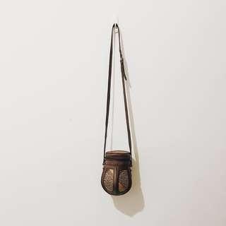包包 肩背包 古著 古董 配件 市集購入 來自印度