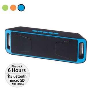 ✅ Bluetooth Speaker SC208 ✅