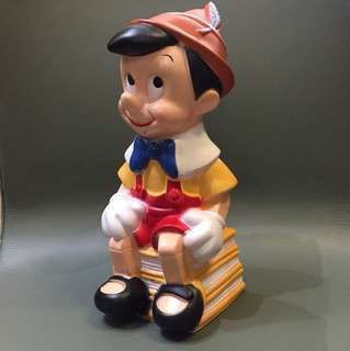 1970 年代 Disney 正版古董木偶 日本限定版 30cm高 $380