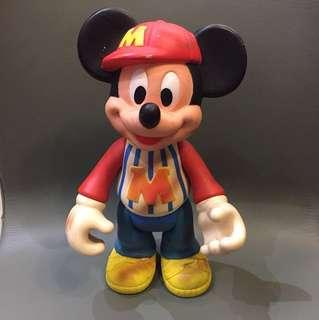 1970 年代 Disney 正版古董米奇 日本限定版 30cm高  $380