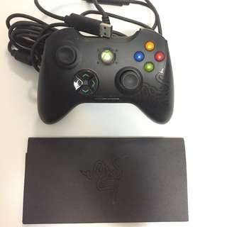 Razer Onza Programmable Tournament Controller for Xbox/PC Model RZ06-0046