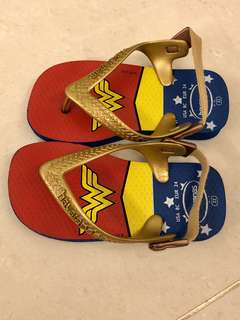 Baby Havaianas size US 8
