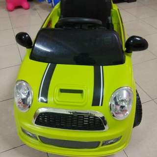 Kereta Mainan Mini Cooper