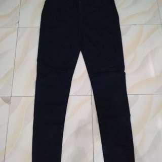HW Dark Blue Pants