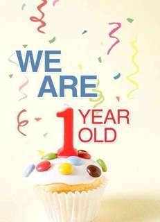 🎂🎉 TVDSShop is turning 1!!