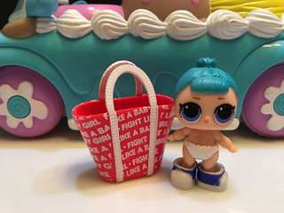 Lol surprise lil Sister series 2 lil BB Bop brand new, authentic