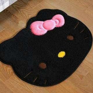 Hello kitty floormat