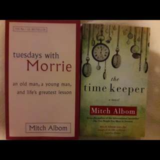 Mitch Albom & Amy Tan