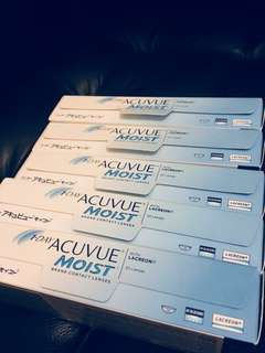 One-Day ACUVUE Moist