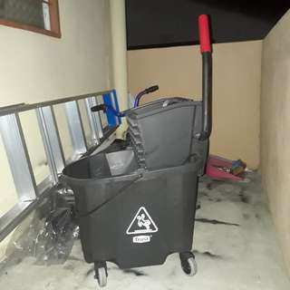 mop mope lantai heavy duty like new