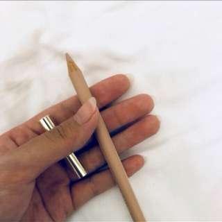 H&M Soft Kajal Eye Pencil Eyeliner Pale Nude