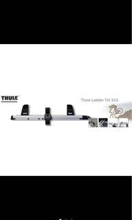 都樂 Thule 快速工程置放架
