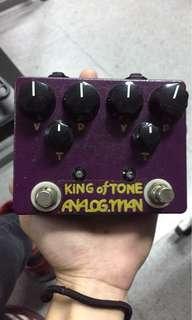 Analogman King of Tone