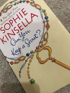 Sophie kinsella - can you keep a secret