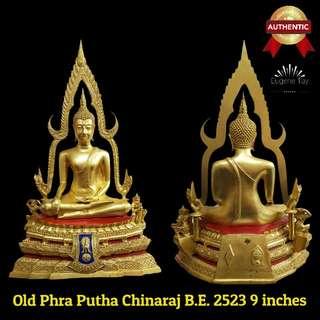 Old Phra Chinnaraj Bucha B.E2523
