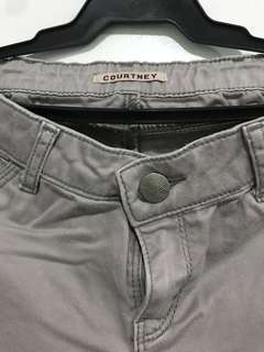 Wrangler Khaki Pants