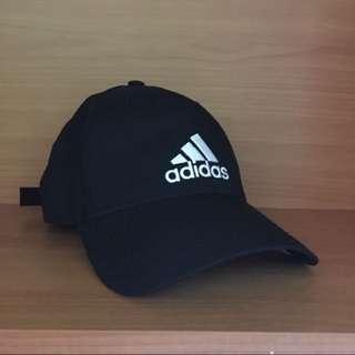 Adidas經典黑色老帽