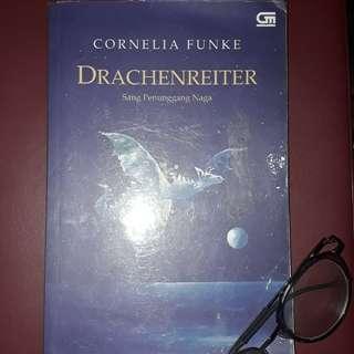 [PRELOVED] Drachenreiter (Novel oleh Cornelia Funke)