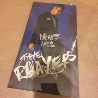 陳柏宇 簽名CD The Players