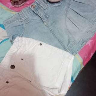 Shorts & Skirt