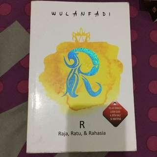 novel raja,ratu dan rahasia