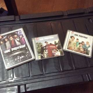 The Ultimate One Direction Collection!
