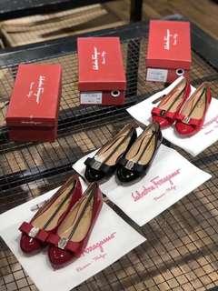 💯 Authentic Salvatore Ferragamo Flat Shoes
