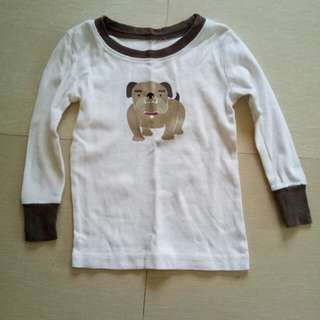 2pcs Sweat shirt for kids