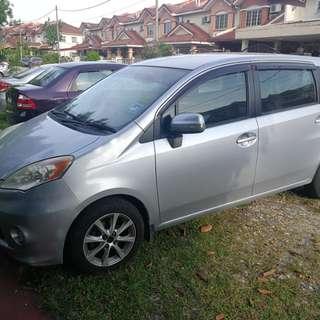 2010 Perodua Alza 1.5 EZI (A)