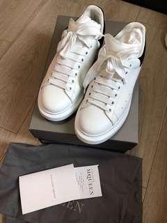 Alexander McQueen Sneakers Size 39 黑色